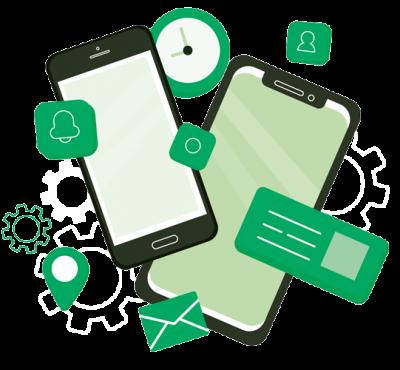 پیامک و ارتباطات